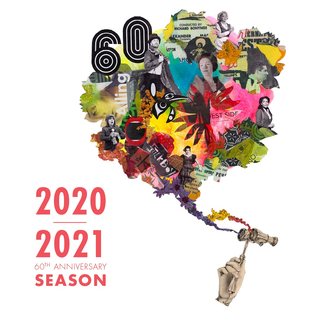 Vancouver Opera's 2020–2021 60th Anniversary Season