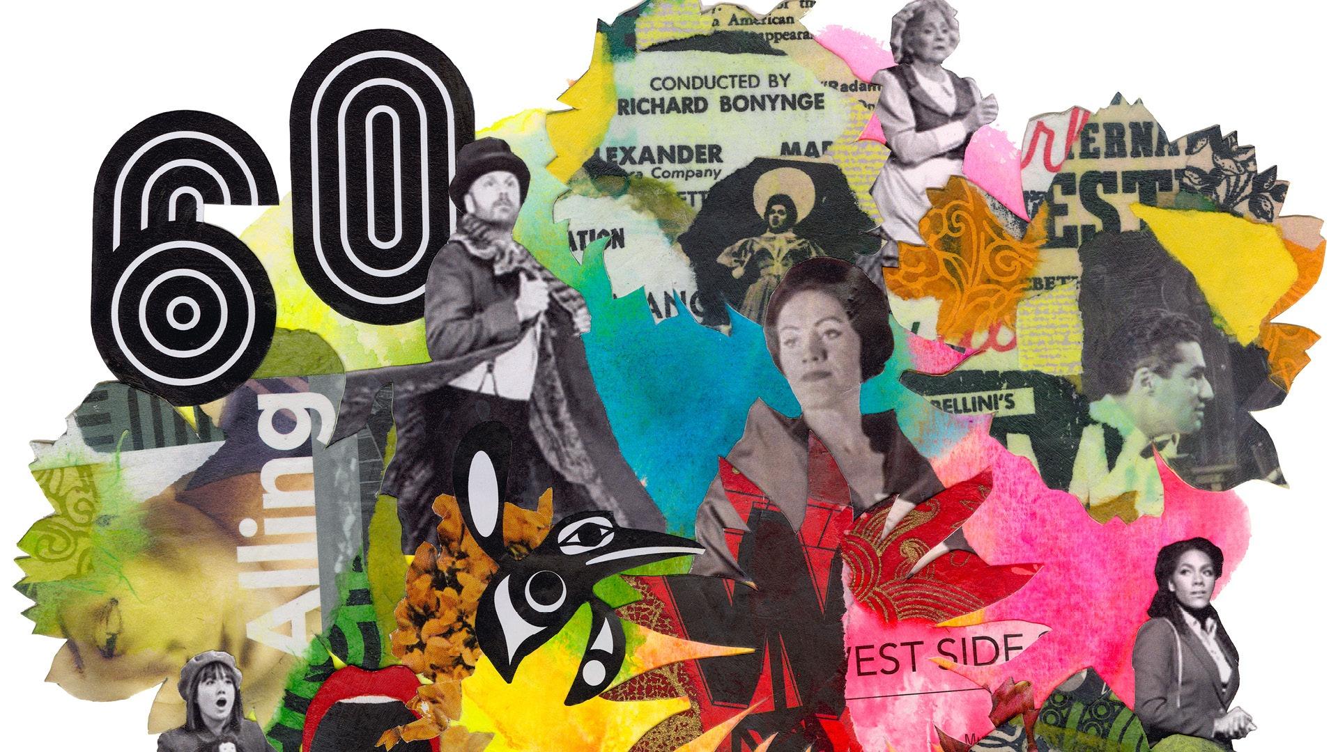 Vancouver Opera's 60th anniversary season