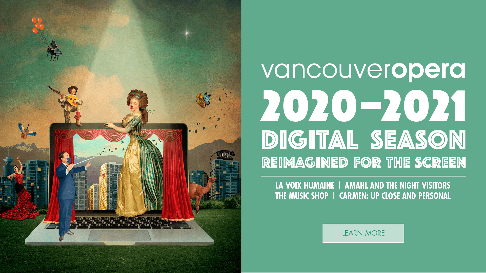 2020-2021 Digital Season