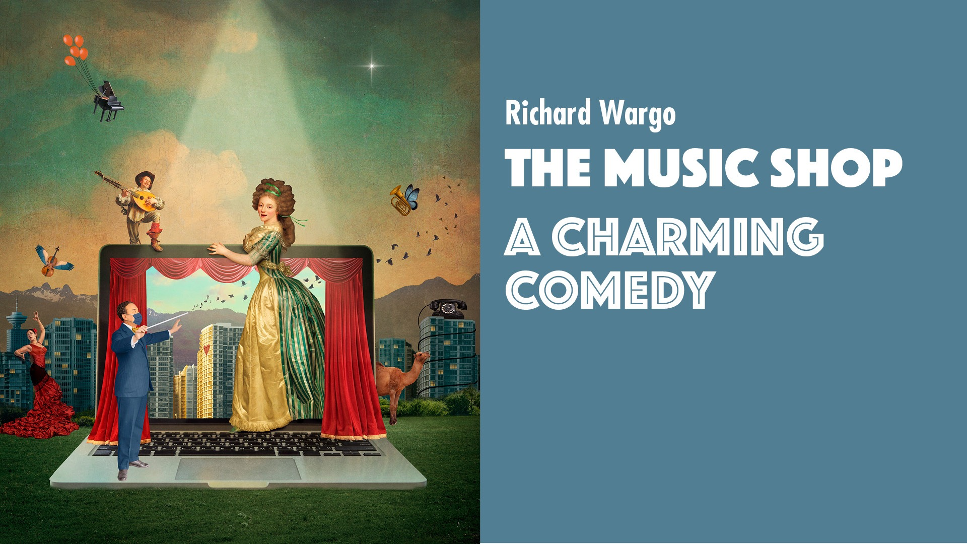 The Music Shop by Richard Wargo