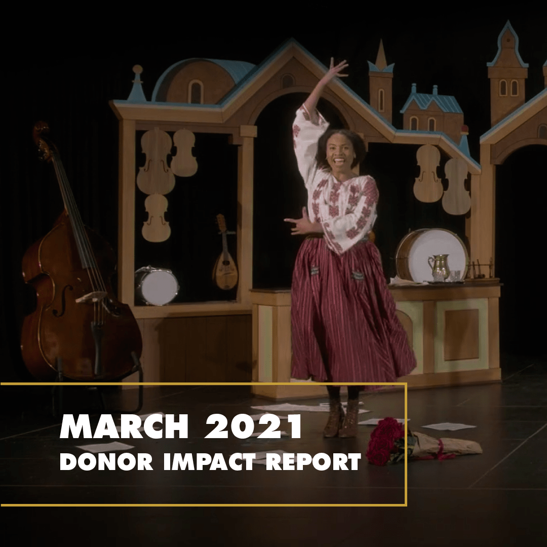March 2021 Impact Report
