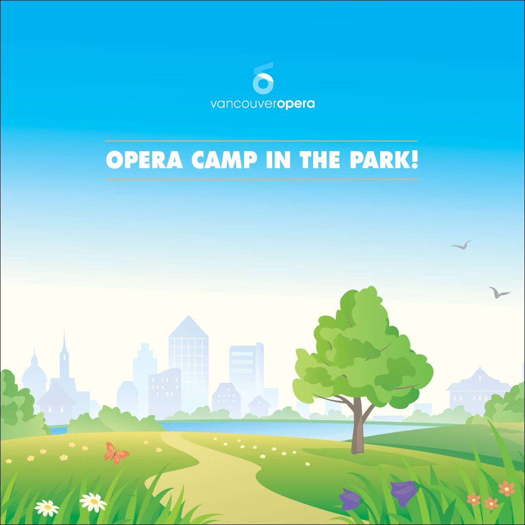 Summer Opera Camp in the Park