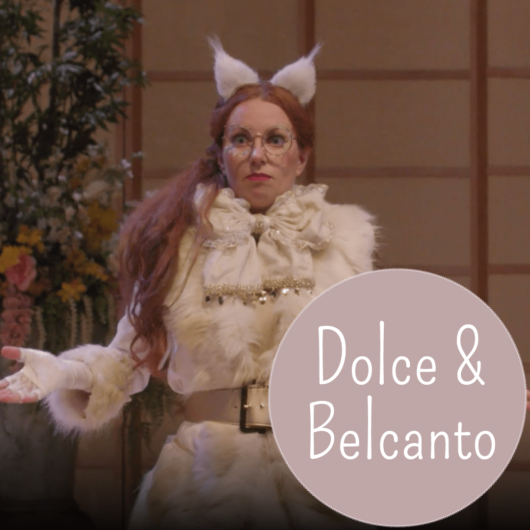 Streaming Every Friday this Summer: Dolce & Belcanto!